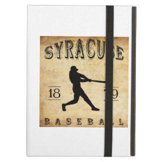 1879 Syracuse New York Baseball iPad Folio Case