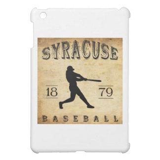 1879 Syracuse New York Baseball Cover For The iPad Mini