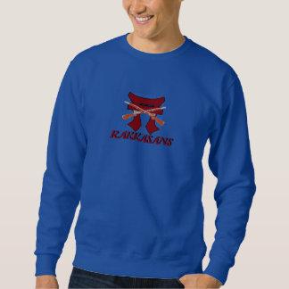 187o 101a camiseta de Abn Rakkasans de la Sudaderas Encapuchadas