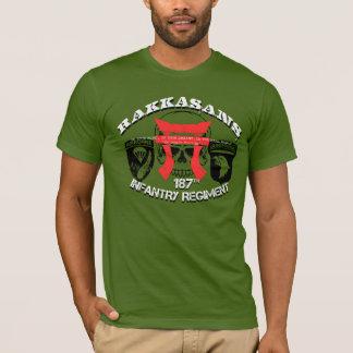 """187o Infantería RAKKASANS """"Warzone """" Playera"""