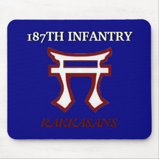 187TH INFANTRY MOUSEPAD