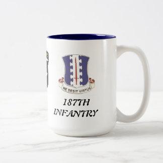 187TH INFANTRY RAKKASAN Coffee Cup Coffee Mug
