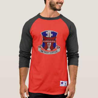 187TH INFANTRY RAKKASANS 3/4 SLEEVE SHIRT