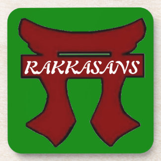 187TH INFANTRY RAKKASANS DRINK COASTERS