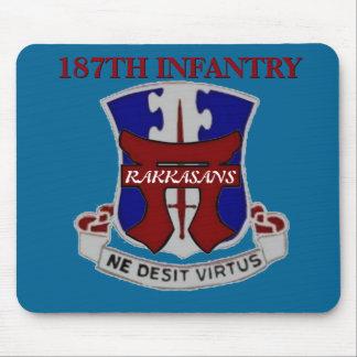 187TH INFANTRY RAKKASANS MOUSEPAD