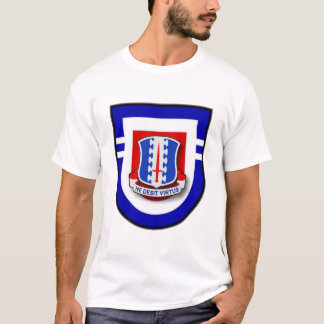 187th Infantry Regiment - Airborne 2d Batt flash T-Shirt