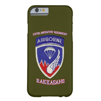 187th Infantry Regiment Barely There iPhone 6 Case