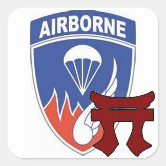 187th Regimental Combat Team Stickers