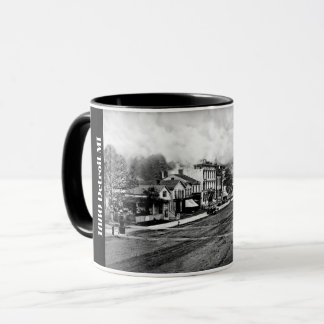 1880 Detroit - Woodward at Clifford Mug