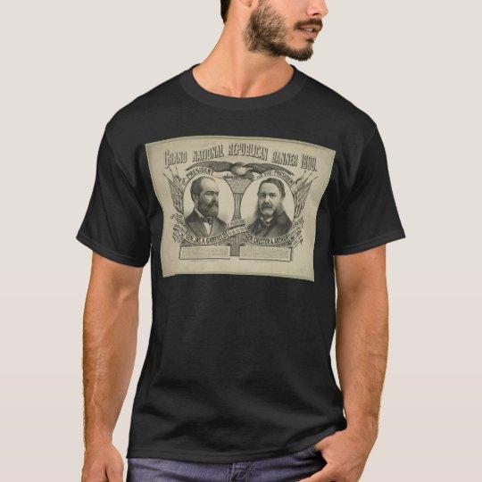 1880 Garfield - Arthur T-Shirt