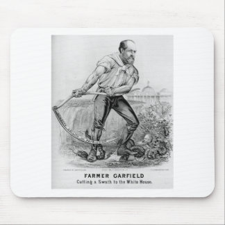 1880 Garfield Mouse Pads
