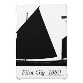 1880 Pilot Gig - tony fernandes Case For The iPad Mini