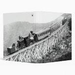 1880 trenes de pasajeros en el trabajo