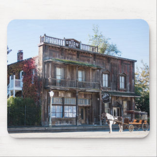 1880 Union Hotel with transport mouse pad