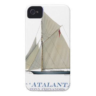 1881 Atalanta iPhone 4 Cover