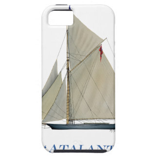 1881 Atalanta iPhone SE/5/5s Case