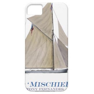 1881 Mischief iPhone SE/5/5s Case