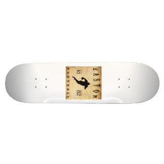1882 Easton Pennsylvania Football Skateboards