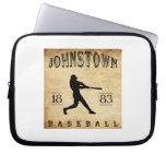 1883 Johnstown Pennsylvania Baseball Laptop Sleeves