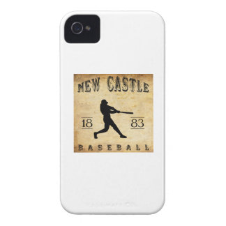 1883 New Castle Pennsylvania Baseball Case-Mate iPhone 4 Case