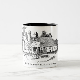 1884 Christ Church, Short HIlls NJ Mug