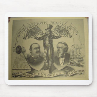 1884 Cleveland - Thurman Mouse Pads