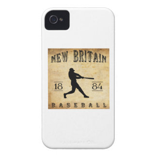 1884 New Britain Connecticut Baseball iPhone 4 Covers