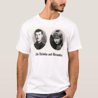1884, Saints Nicholas and Alexandra T-Shirt