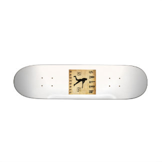 1884 Salem Massachusetts Baseball Skateboard Decks