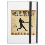 1884 Wilmington Delaware Baseball iPad Cases