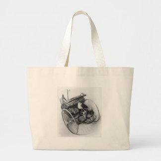 1885 Benz Motor-Wagen Bags