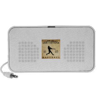 1885 Chattanooga Tennessee Baseball Travel Speaker