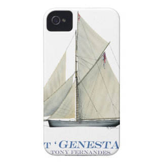 1885 Genesta iPhone 4 Case
