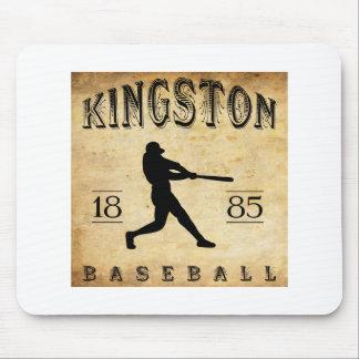 1885 Kingston New York Baseball Mouse Pad
