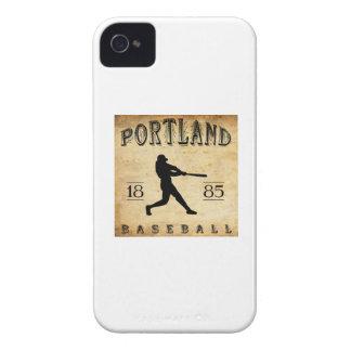 1885 Portland Maine Baseball Case-Mate iPhone 4 Case