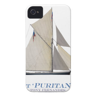 1885 Puritan iPhone 4 Case
