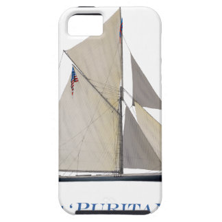 1885 Puritan iPhone SE/5/5s Case