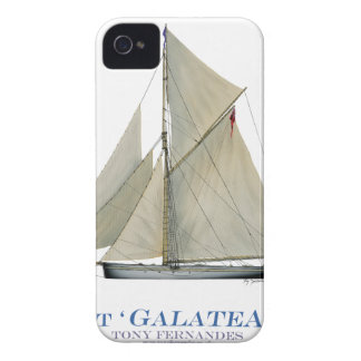 1886 Galatea iPhone 4 Case