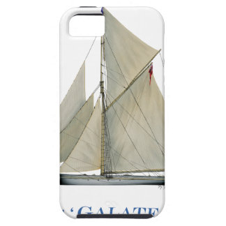 1886 Galatea iPhone SE/5/5s Case