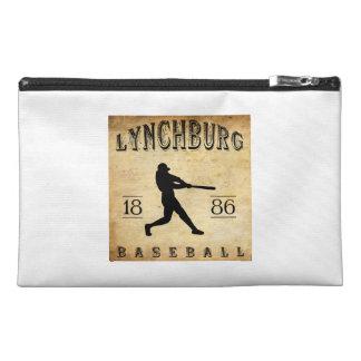 1886 Lynchburg Virginia Baseball Travel Accessories Bags