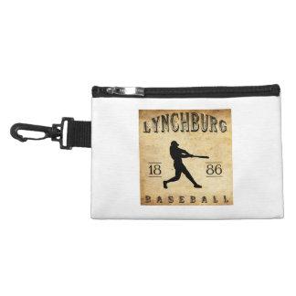1886 Lynchburg Virginia Baseball Accessory Bags