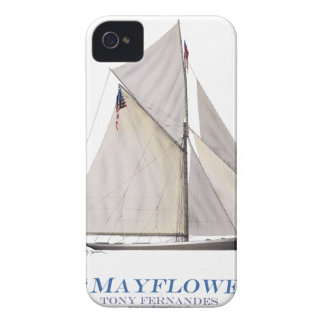 1886 Mayflower iPhone 4 Cover