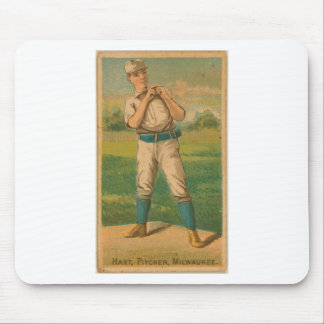 1887 Hart Mouse Pad