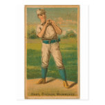 1887 Hart Post Cards