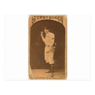 1887 Jack Glasscock Postal