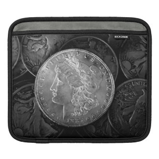 1887 Liberty Silver Dollar Sleeve For iPads