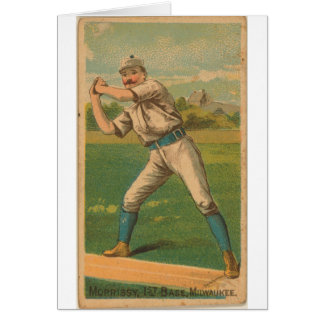 1887 Morrissey Card