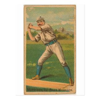 1887 Morrissey Postcard