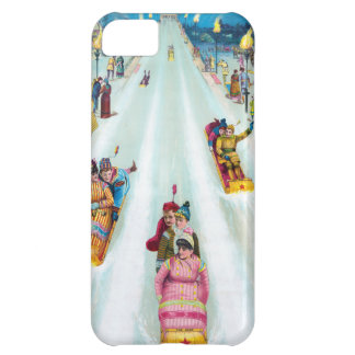 1887 Star Toboggan Advertisement Cover For iPhone 5C