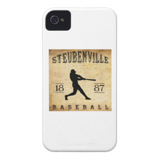 1887 Steubenville Ohio Baseball Case-Mate iPhone 4 Cases